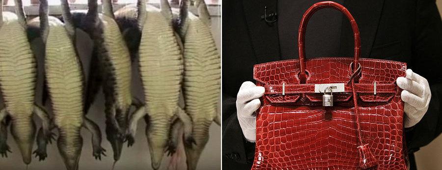Hermès Lacrime di coccodrillo